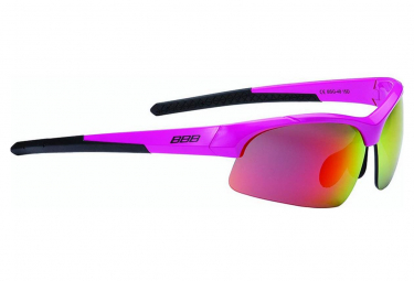 BBB Glasses Impress Small bright magenta red glasses