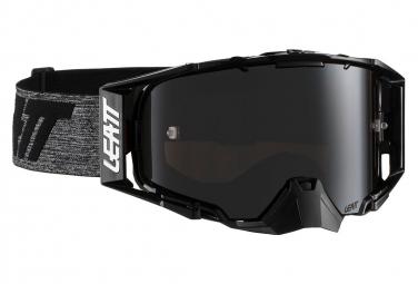 Masque Leatt Velocity 6.5 Roll Off Iriz Noir/Gris - Ecran Platinium