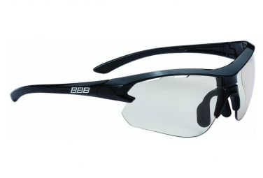 BBB Glasses Impulse small PH Black brillant. PC Photochromic lenses