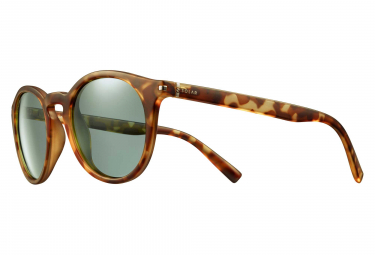Solar janis women sunglasses beige brown   green polarized