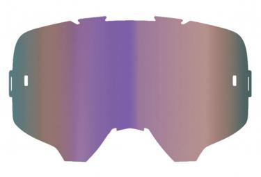 Ecran Leatt Iriz Miroir Violet 30%