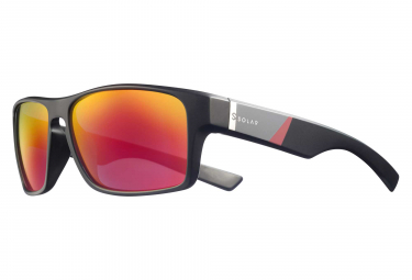 Gafas Solar Wesley black red UV catégorie 3¤Polarized
