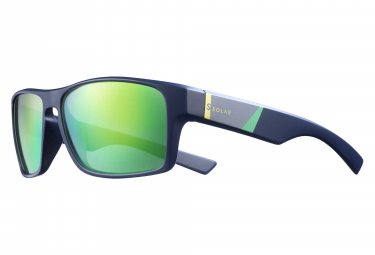 Solar Wesley Sunglasses Blue / Green Polarized
