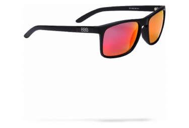 BBB Polarized glasses Town Matt black/red