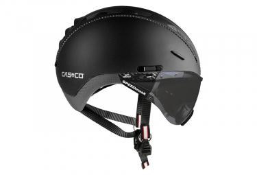 Casco Roadster Helmet With SPEEDmask Visor Black