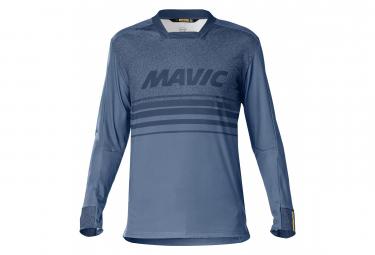 Maillot Manches Longues Mavic Deemax Pro Ltd Sam Hill II Bleu