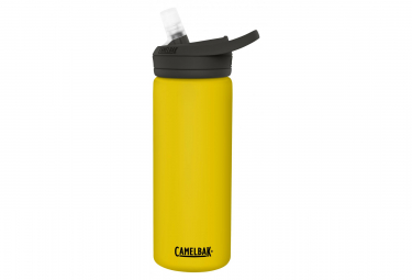 Gourde Isotherme Camelbak Eddy + Vacuum Stainless 600mL Jaune