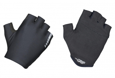 GripGrab Aerolite InsideGrip™ Short Finger Glove Black