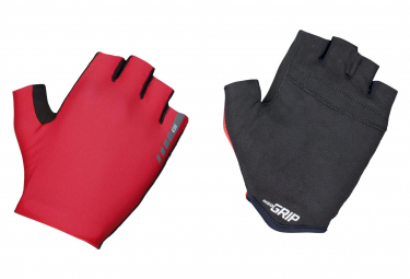 GripGrab Aerolite InsideGrip™ Short Finger Glove Red