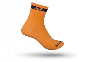 Gripgrab Classic Regular Cut Sock Orange L