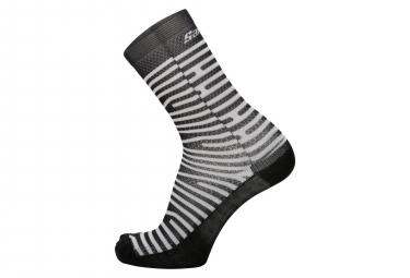 SANTINI SOFFIO Printed Socks