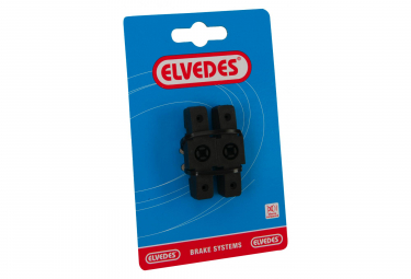Elvedes Pair of Brake Pads for Magura HS11 / HS33