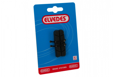 Elvedes Road Brake Pads 55mm for Campagnolo supports