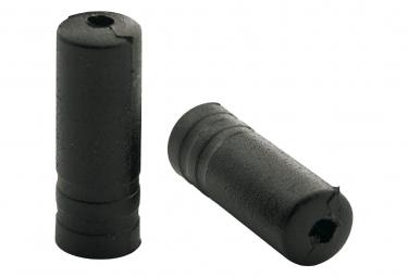 Elvedes 150 Ends Cover Kit 4.3mm PVC Black
