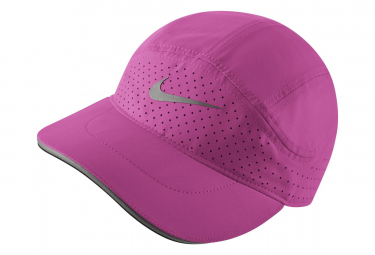 Casquette Nike AeroBill Tailwind Elite Rose Femme
