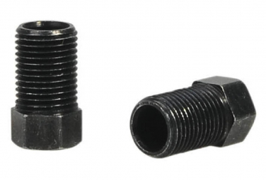Elvedes Kit of 10 Compression Nuts for Avid / SRAM cables