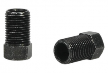 Elvedes Kit of 10 Compression Nuts for Formula Cable