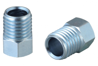 Elvedes Kit of 10 Compression Nuts for Formula R1 Cable