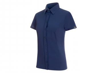 MAMMUT Trovat Light Women shirt Blue