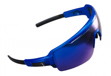 BBB Glasses Commander Blue métalic