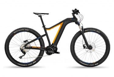 BH Electric MTB Bike X-Tep Pro 27.5''+ Shimano Deore XT 10sp Black / Orange 2019
