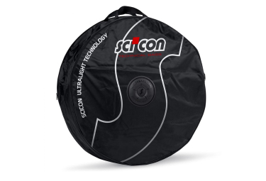 Scicon Double Wheel Bag Black - 26'' / 27.5'' / 700 mm (Wheel Set)
