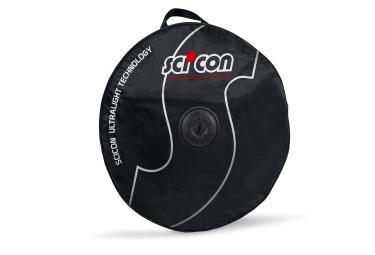 Housse de Roue Scicon Padded Single Noir - 26'' / 27.5'' / 700 mm (1 Roue)