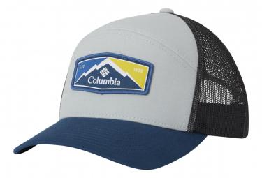 Columbia Trail Evolution II Snap Back Grey Black