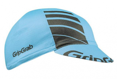 GRIPGRAB Lightweight Summer Cycling Cap Bleu Turquoise Taille Unique