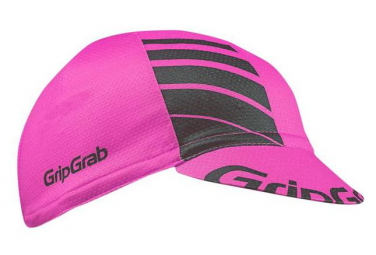 GRIPGRAB Lightweight Summer Cycling Cap ? Rose Taille Unique