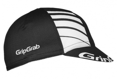 GRIPGRAB Lightweight Summer Cycling Cap ? Noir Taille Unique