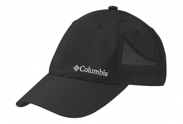 Columbia Tech Shade Hat Black
