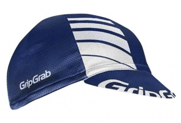GRIPGRAB Lightweight Summer Cycling Cap ? Bleu Nuit Taille Unique