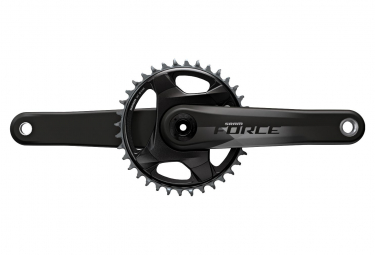 Sram Force D1 Gxp Crankset 46t 12s  Bb Not Included  Black 170