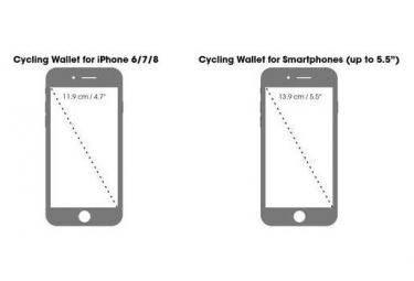 Housse Smartphone GripGrab 5.5'' (iPhone 6/7 Plus)