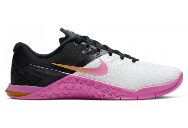 Chaussures de Cross Training Femme Nike Metcon 4 XD Blanc / Rose