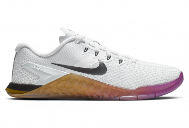 Nike Metcon 4 XD White Pink Yellow Women