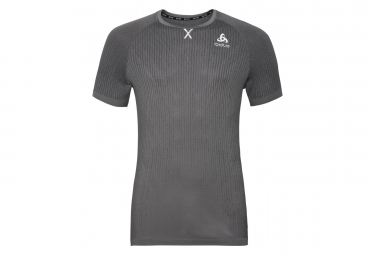 Odlo Ceramicool Blackcomb Short Sleeve T-Shirt Odlo Graphite Grey