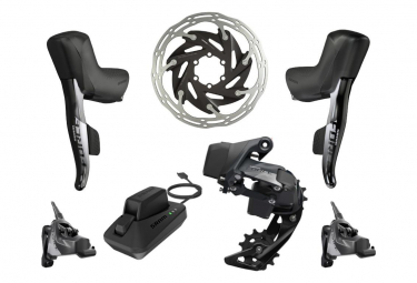 Sram Groupset Force AXS eTap HRD 2x12S
