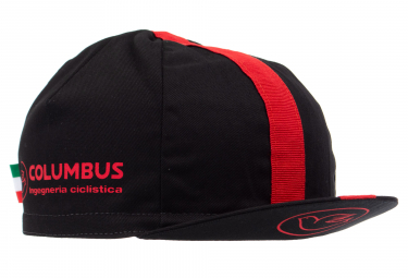 Cinelli Cap Ingegniera Columbus Black / Red