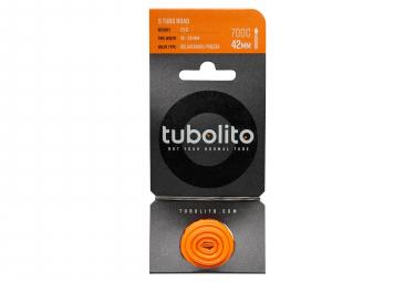 Chambre à Air Allégée Tubolito S Tubo Road 700c Presta 42 mm
