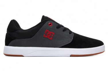 DC Shoes Shoe Plaza Schwarz / Dunkelgrau / Athlet