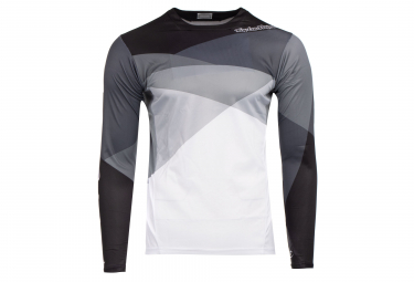 Maillot TROY LEE DESIGNS Sprint Jet Blanc Gris