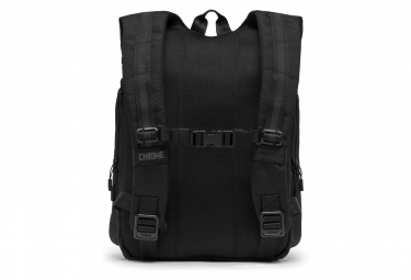 Chrome BackPack Fathom All Black