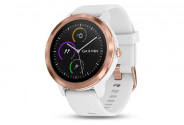 Garmin Vivoactive 3 GPS SportWatch Silver / White WristBand
