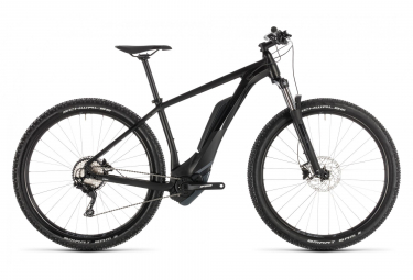 Electric Hardtail Cube Reaction Hybrid Pro 500 Shimano Deore 10V 29'' Plus 2019