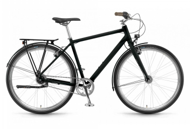Winora Lane City Bike 700mm Noir