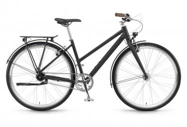 WinoraLane Womens City Bike  Noir