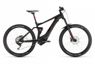 Electric Full Suspension Cube Stereo Hybrid 140 Pro 500 Shimano SLX XT 11V 27.5'' Plus 2019
