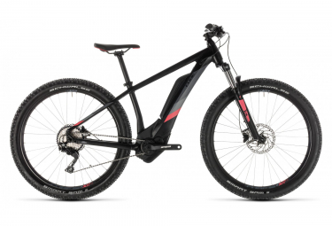 Cube Access Hybrid Pro 500 Women Electric Hardtail MTB Shimano Deore 10S 29'' Plus 2019 Black Coral